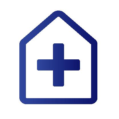 Icon Krankenhäuser